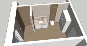 Badeværelse - indretning